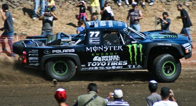 Monster Racing