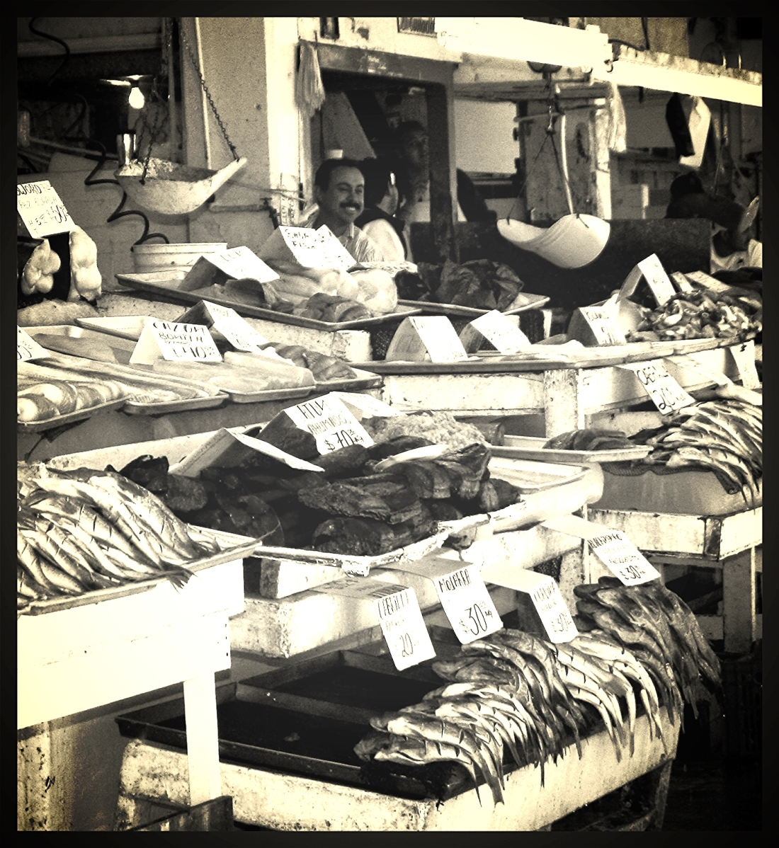 Fish Market Smile 2